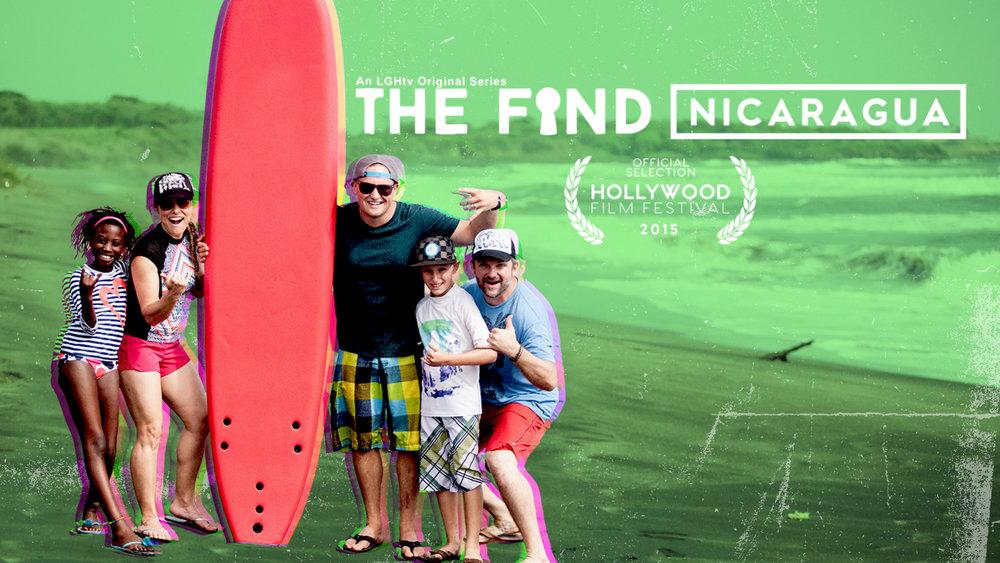 The FIND: Nicaragua - 6 EPISODES | 2 BONUS VIDEOS (101 MIN)