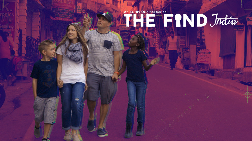 The FIND: India - 6 EPISODES | 115 MINUTES