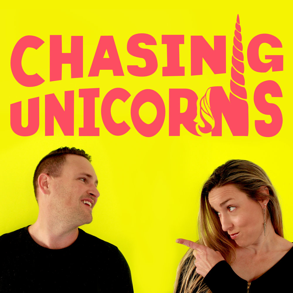 Chasing Unicorns - A weekly podcast about giving ourselves permission to chase our dreams, explore our faith, and figure out who we are!