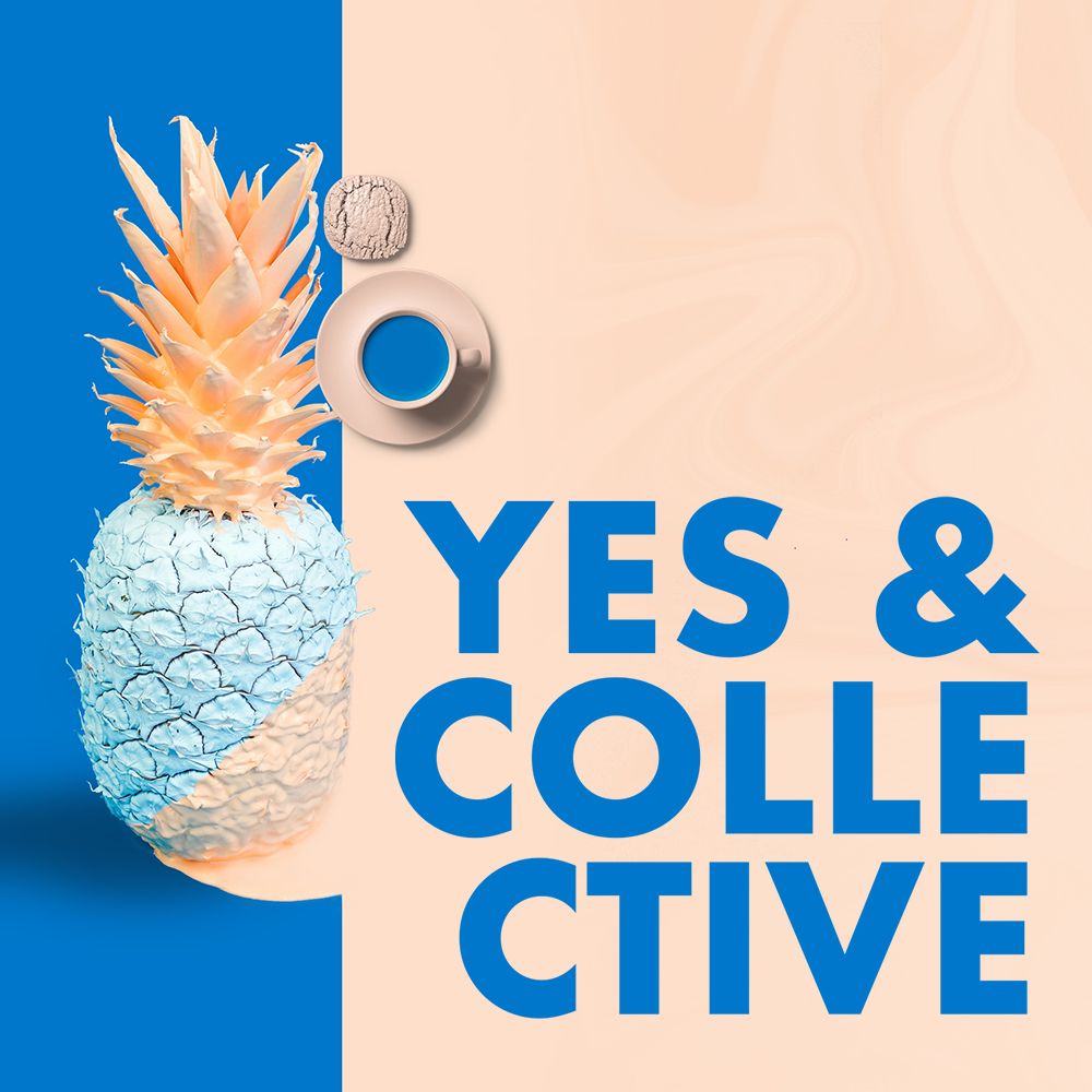 Yes & Collective - A collective of women storytellers, updated weekly with inspiring, and moving stories.