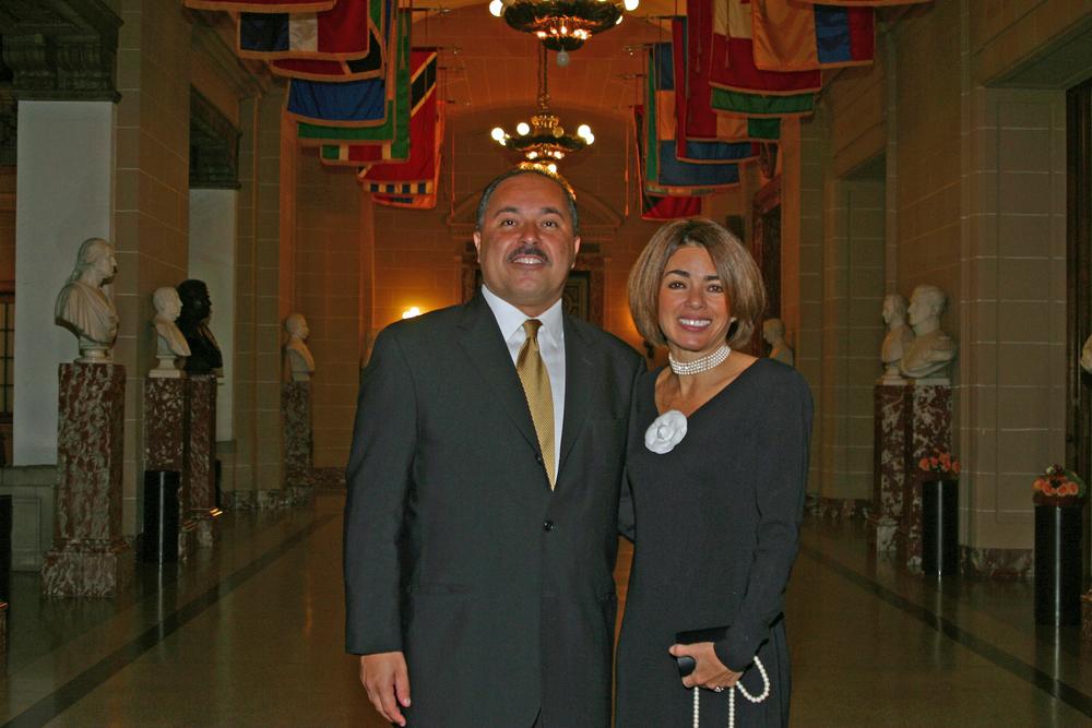 e Mastercard Lbirary of Congress, OAS dinner Nov 2005 036.jpg