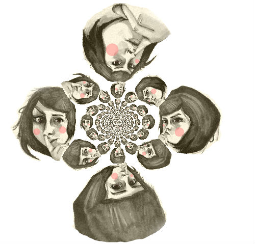 Konstnär Malin Svedberg