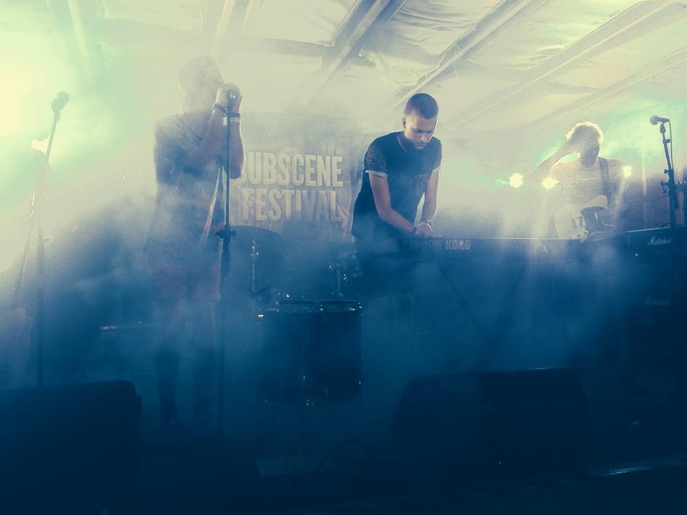 Subway Club på Subscene Festival 2014 Foto: Johanna Mörk