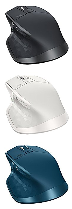 Logitech MX Master 2S Wireless Mouse with FLOW • UK • USA