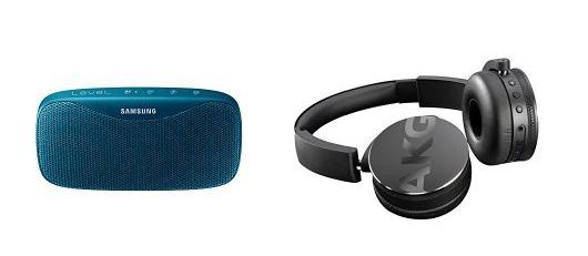 Free Samsung Bluetooth Speaker Akg Y50bt Headphones With