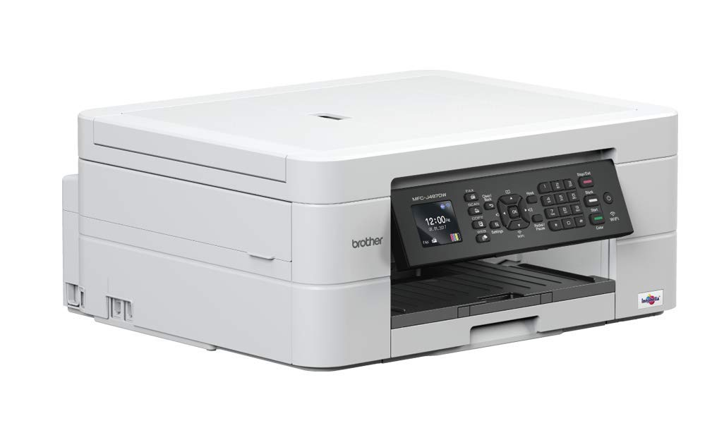 BE QUICK! 14% OFF Brother MFC-J497DW Colour Inkjet