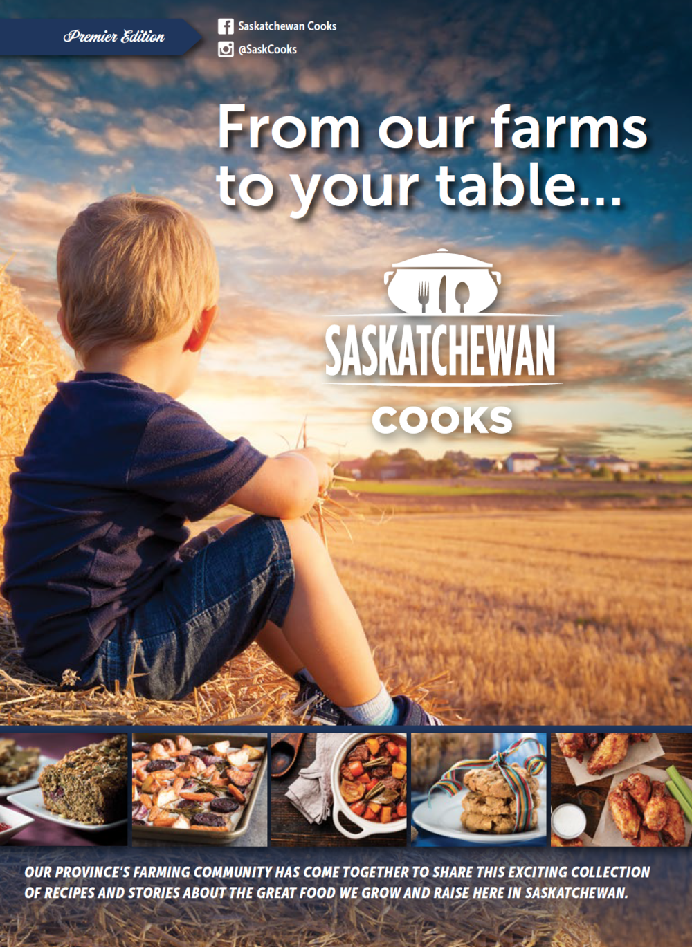 Download Premiere Issue of Saskatchewan Cooks