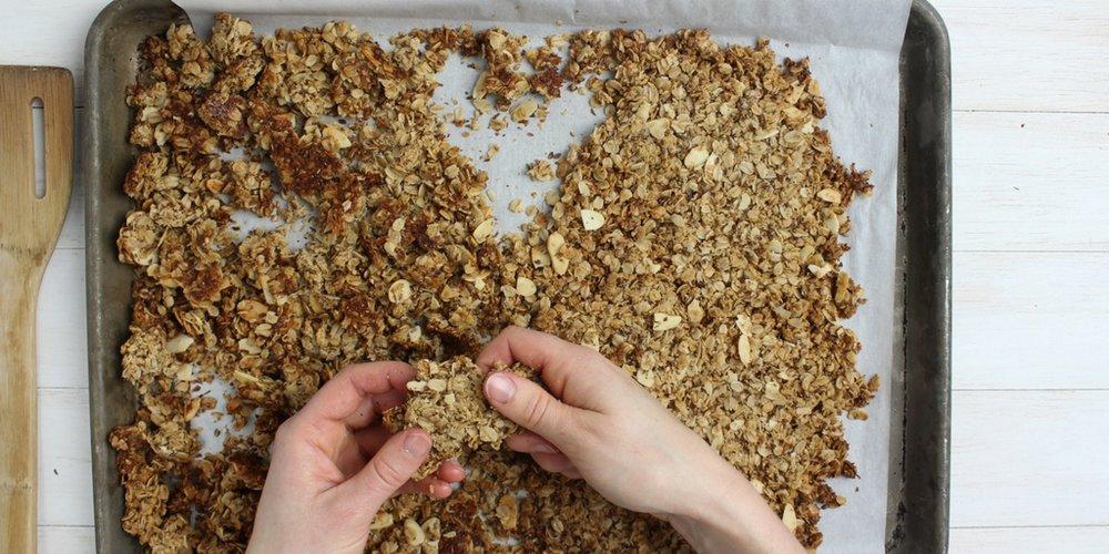 Flax Granola