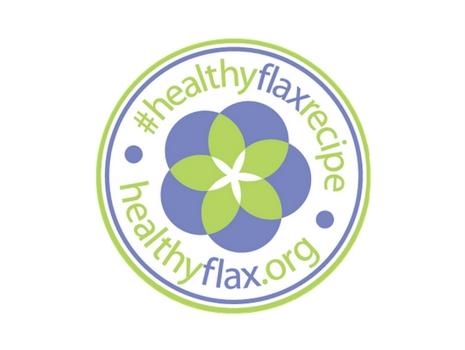 HealthyFlax.org logo