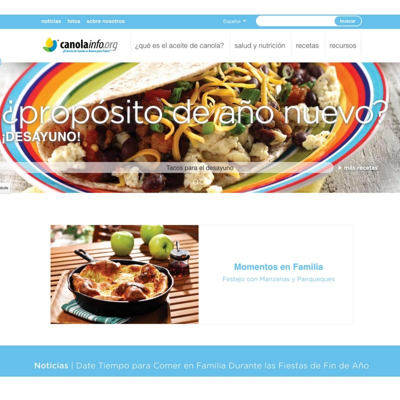 Canolainfo spanish microsite bluesky ideas canolainfo spanish microsite forumfinder Image collections