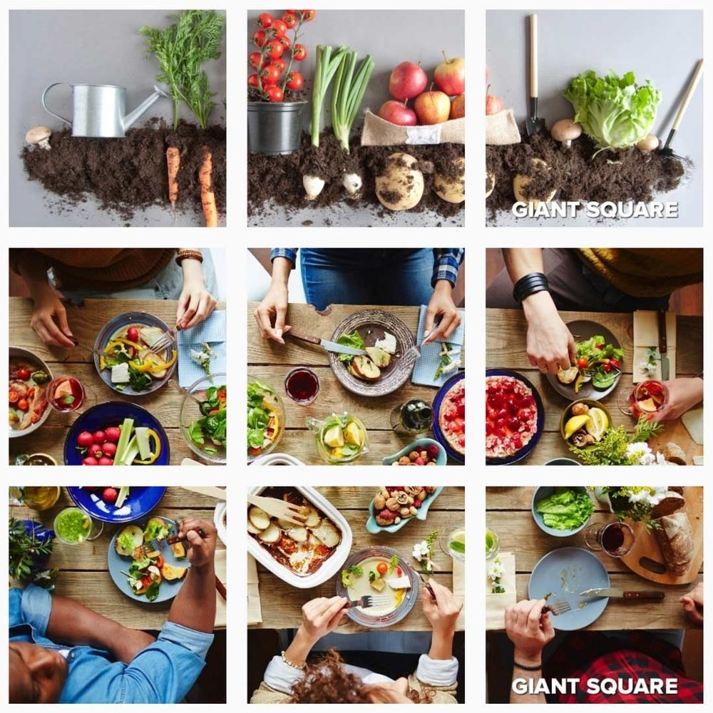 Canadian Food Focus Instagram