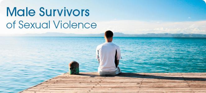 Picture from - Male Survivors of Sexual Violence - Myths and Misconceptions.