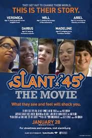 """2011 - Featured in """"SLANT 45: The Movie"""" for service learning (Click on icon to see youtube trailer)"""