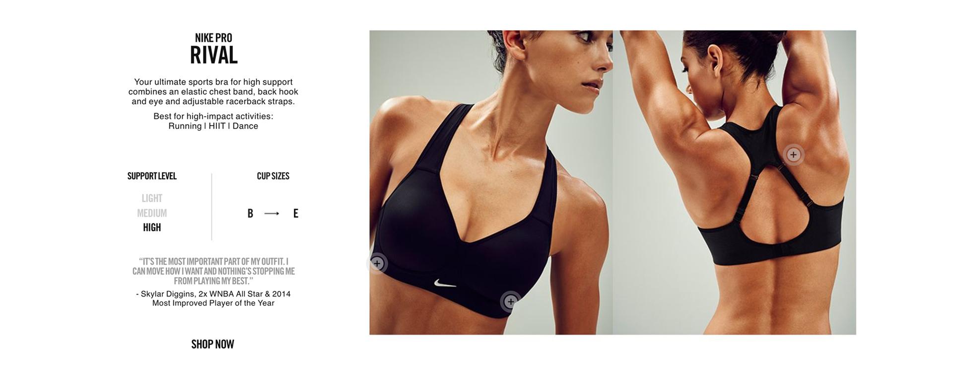 best service 2b7fa 0b1cb Check it out  Nike Sports Bra Shop