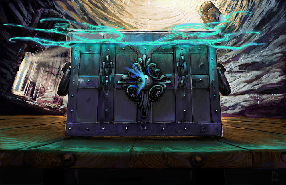 Arcanist - Lockbox