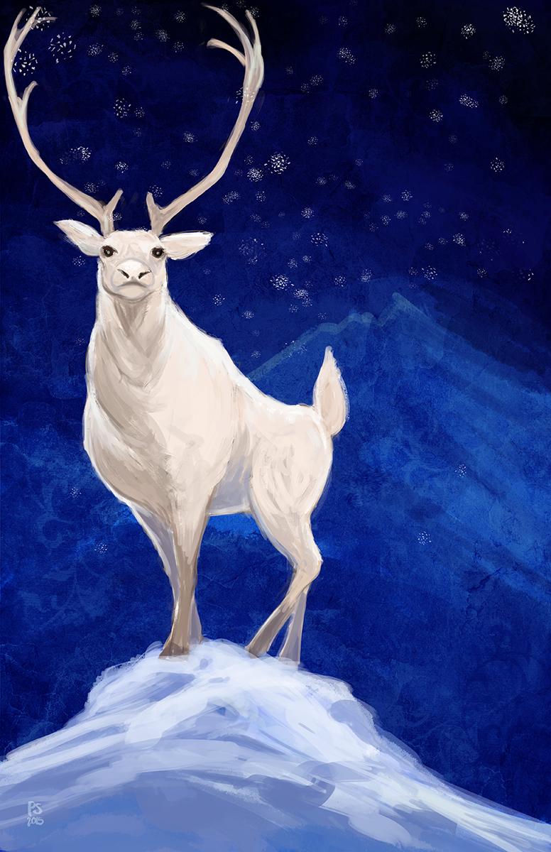 Regal Reindeer