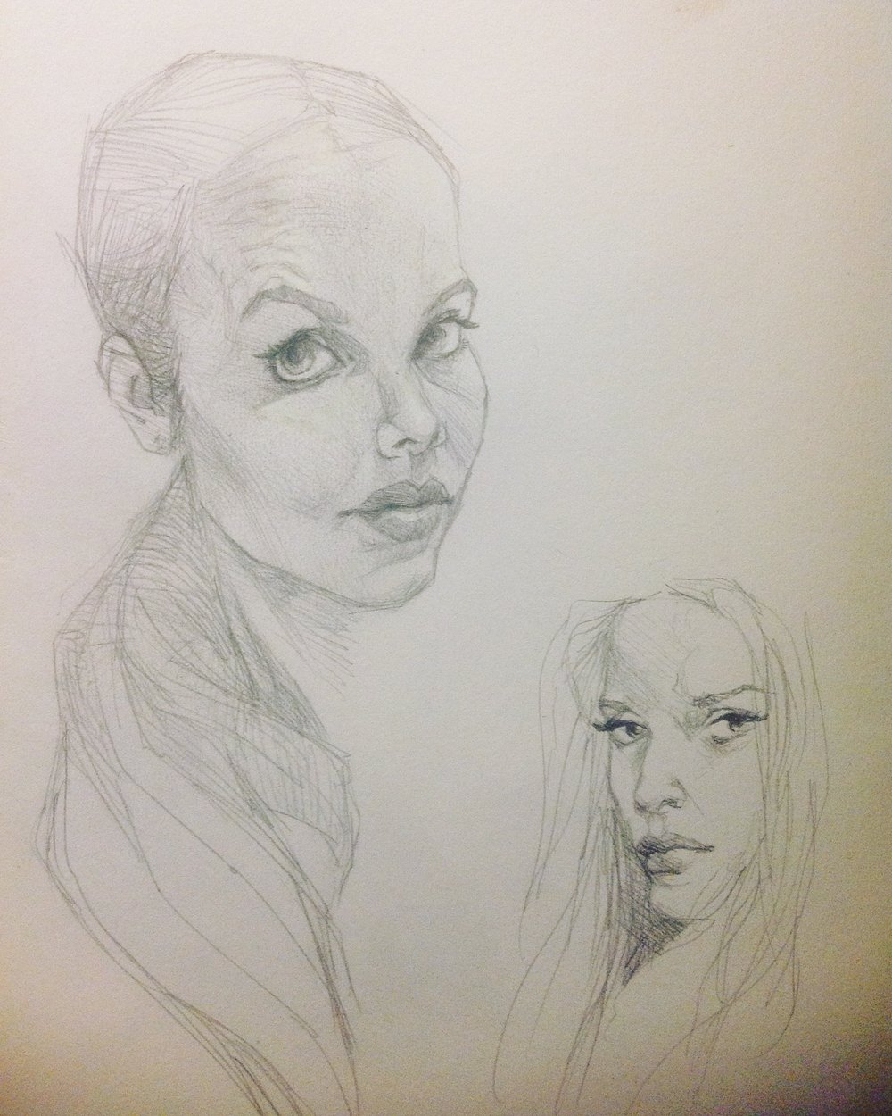 femaleheadstudysketch.JPG