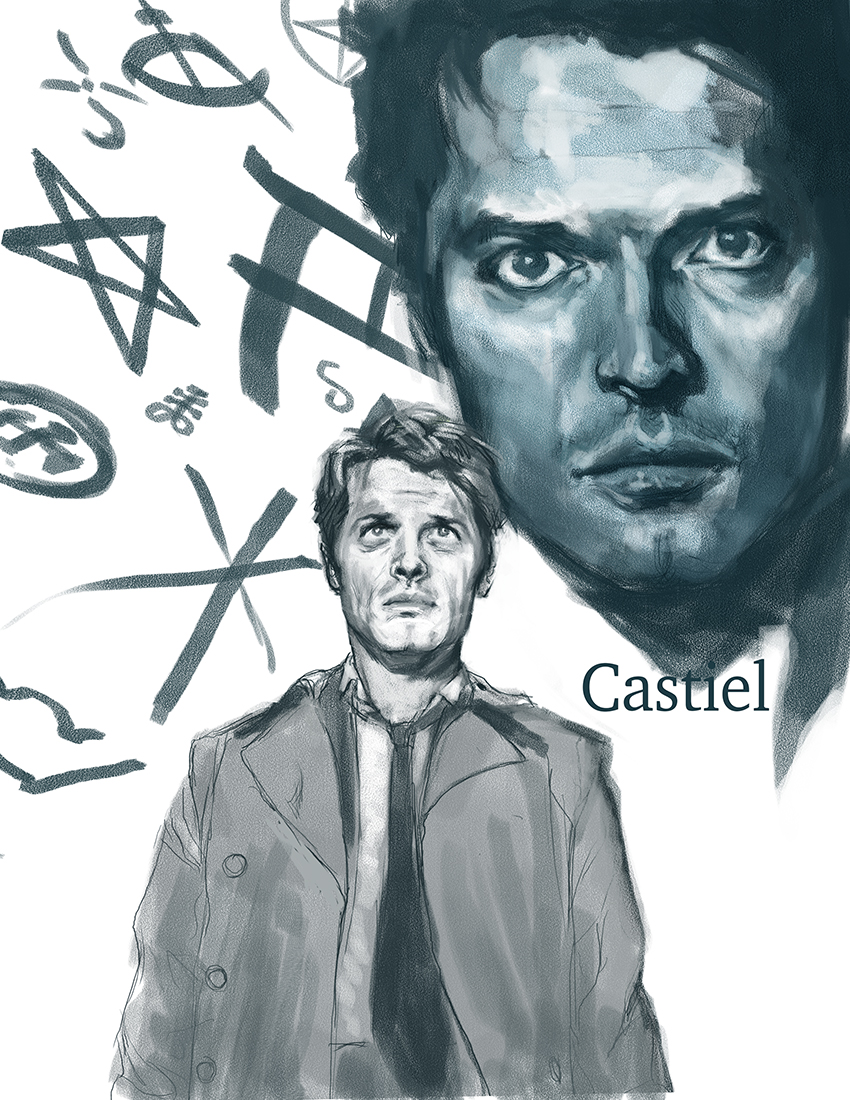 Supernatural-Castiel-sketch2.jpg