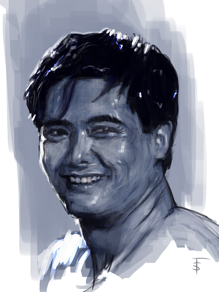 Chow Yun-Fat (his birthday was 5-18!)