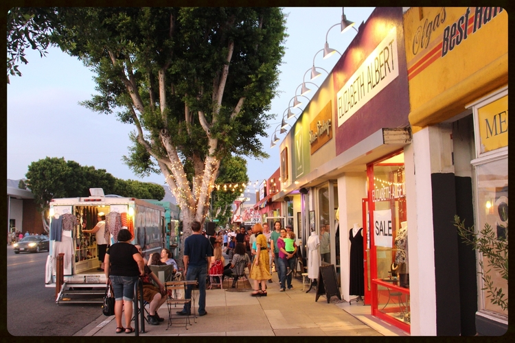 Food Trucks and Vintage Fashion: Ladies & Gents Night Out in ...