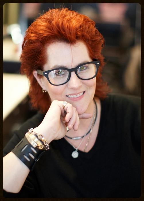 Andrea Auman, Owner & Lead Colorist