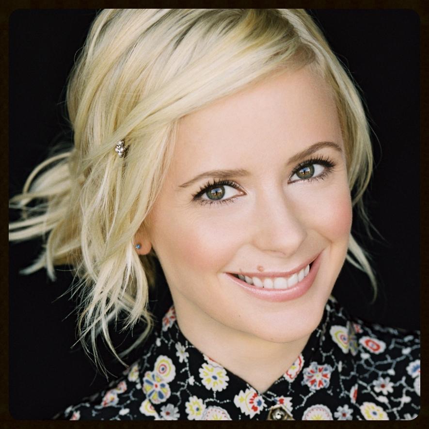 Super blonde! Photo: Dana Patrick