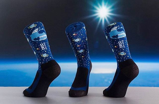 For those who still dream of space travel with their feet on the ground for now, this #limitededition  Available to order: http://www.sockm.com/space-socks/ ⚡️⚡️UNCONVENTIONALITY PUSHES THE BOUNDARIES OF DISCOVERY⚡️⚡️ #neversettle