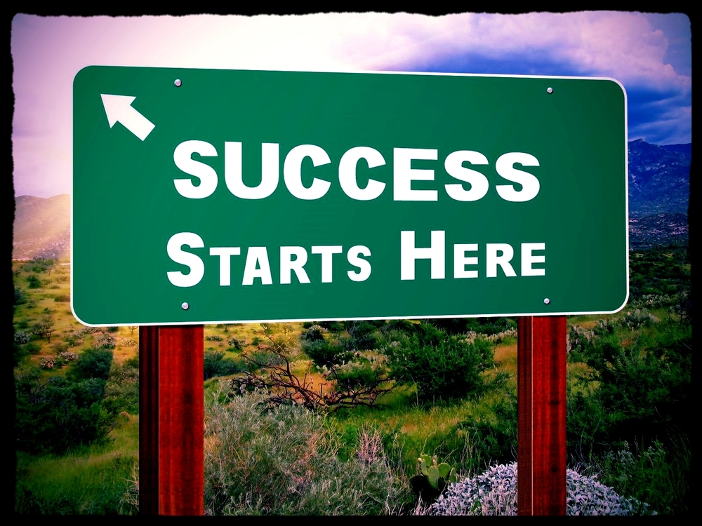 Success Starts Here Freeway Style Desert Landscape.jpg