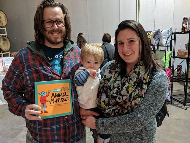 We met this amazing family of readers in Raleigh. It's a blessing to provide a fun learning experience for kids and parents alike! Let us know how we can help you today:) #Family #love  #fundoabc #space #learning #reading #WorldofFundo  #LearningIsFundo#fundopress @shoplocalraleigh