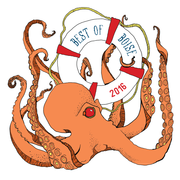 Best of Boise Voting Open   We're nominated in 10 categories!   Vote now