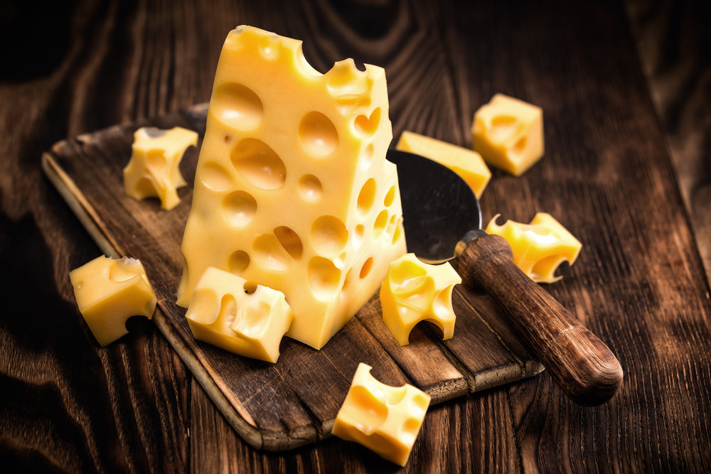 January Cheese of the Month: Kroon's Maasdam   Swiss Goes Dutch   Read more