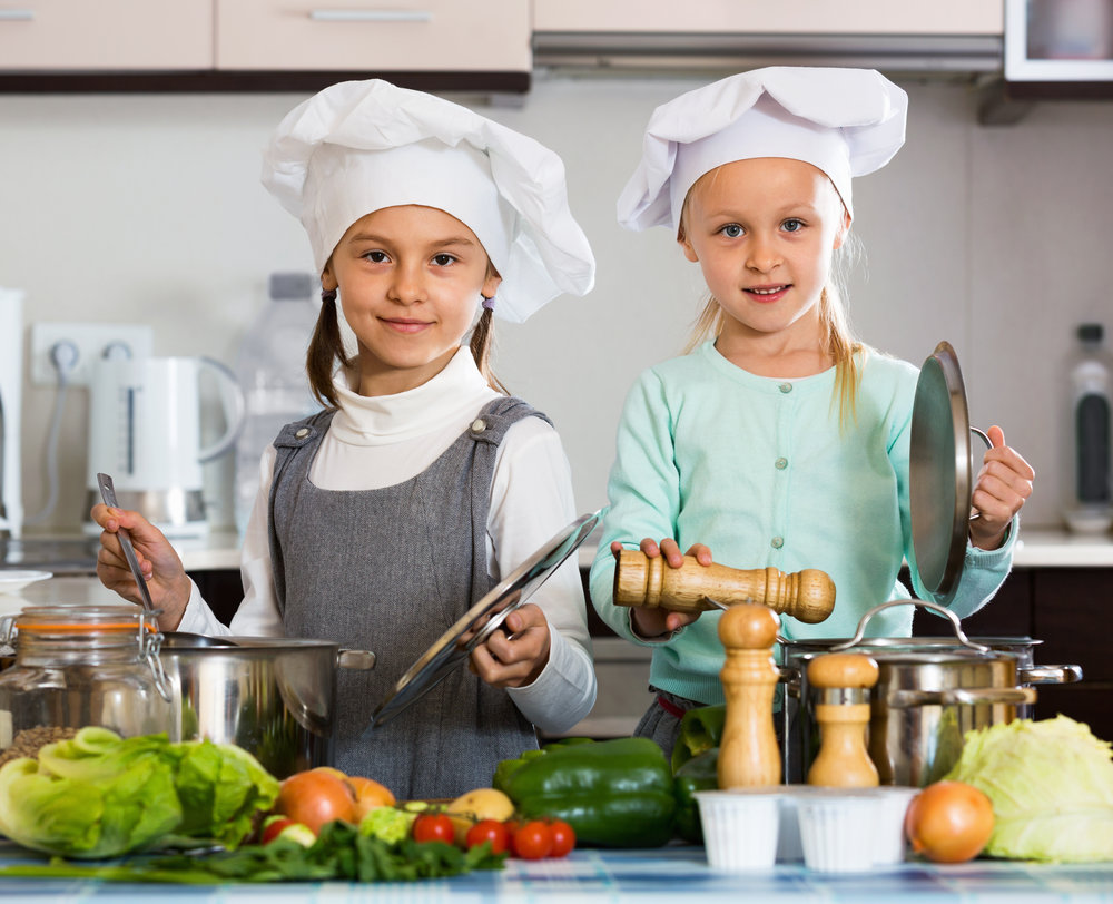 Cookin' with Kids: Soup for Chilly Winter Days   Simple Wholesome Soup   Read More