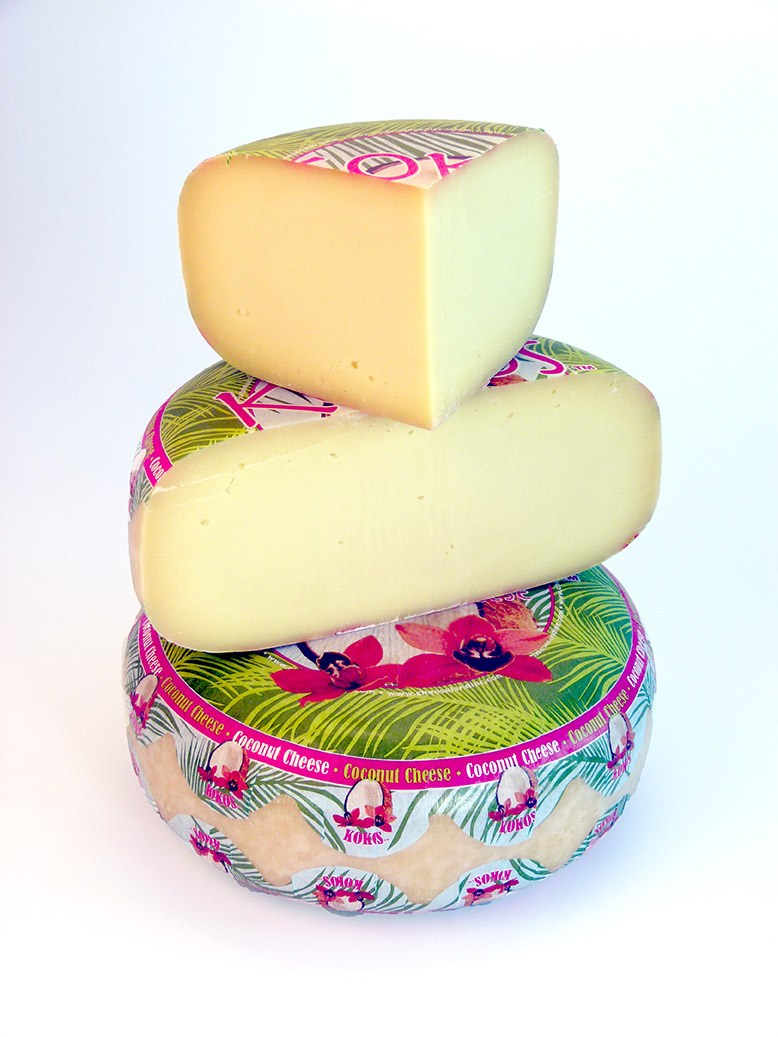 March Cheese of the Month: KoKos Gouda   You'll Go Coconuts   Read more