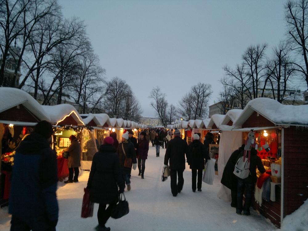Helsinque, Finlândia.Foto: Chiva Congel