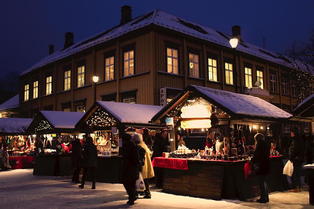 Trondheim, Noruega. Foto: Helena C
