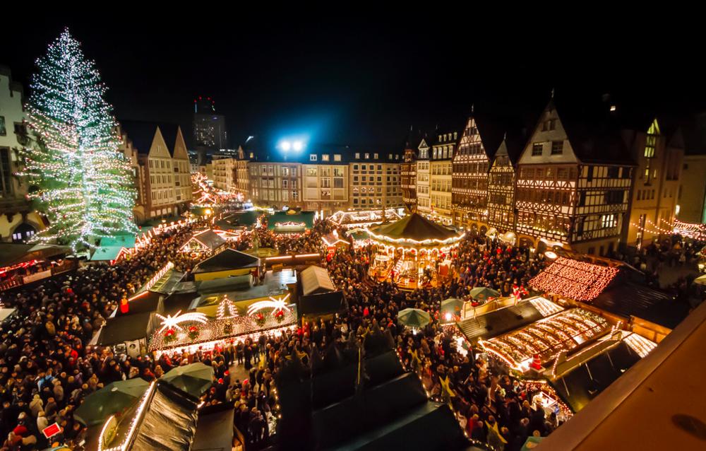 Frankfurt, Alemanha. Foto: Frederic Huber