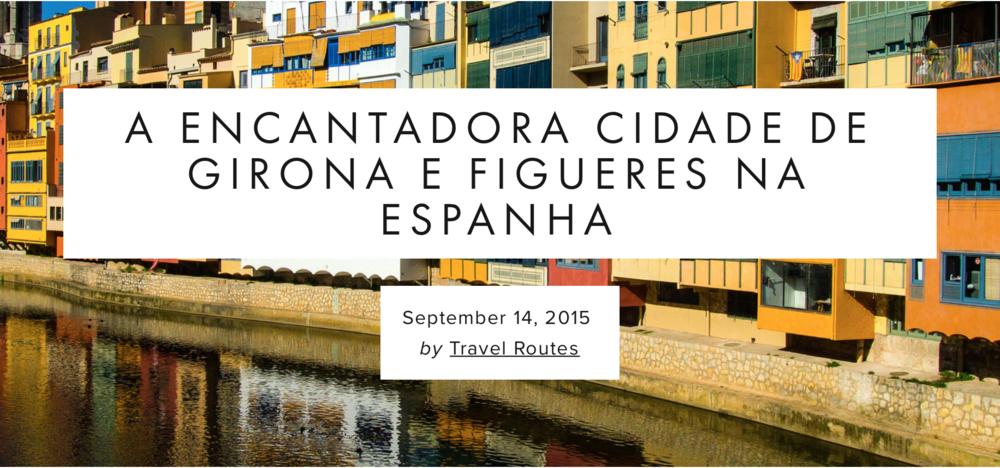 Se você estiver em Barcelona, uma viagem curta e encantadora que pode ser feita de carro é até a cidade de Girona e Figueres.  Leia mais..