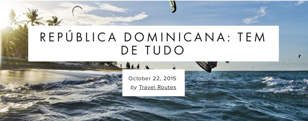 """A nossa colaboradora que mora na República Dominicana conta um pouquinho sobre esse incrível país. E como ela diz """" A República Dominicana vai muito além de somente Punta Cana!""""  ..Leia mais!"""