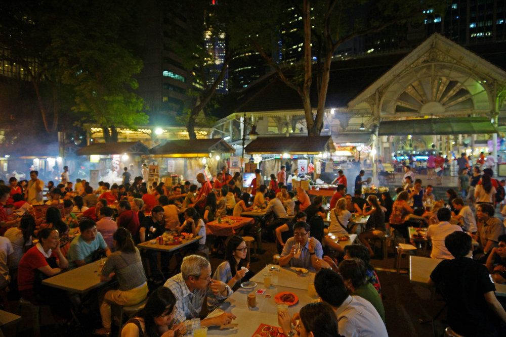 Satay_stalls_along_Boon_Tat_Street_next_to_Telok_Ayer_Market,_Singapore_-_20120629-02.jpg