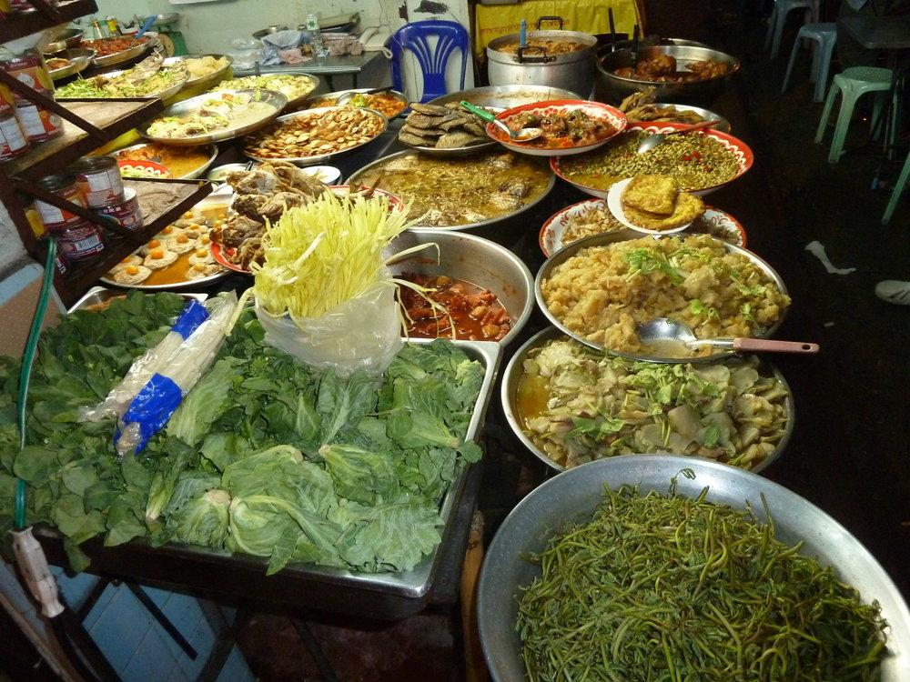 Bangkok - street food.JPG
