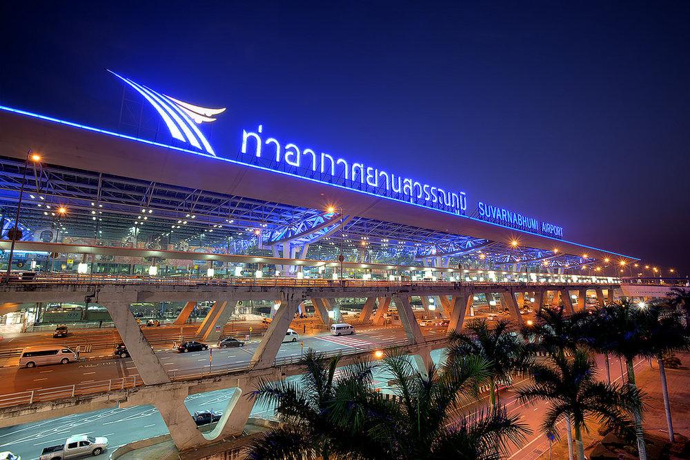 BANGKOK:3 FORMAS DE IR DO AEROPORTO PARA CIDADE! -