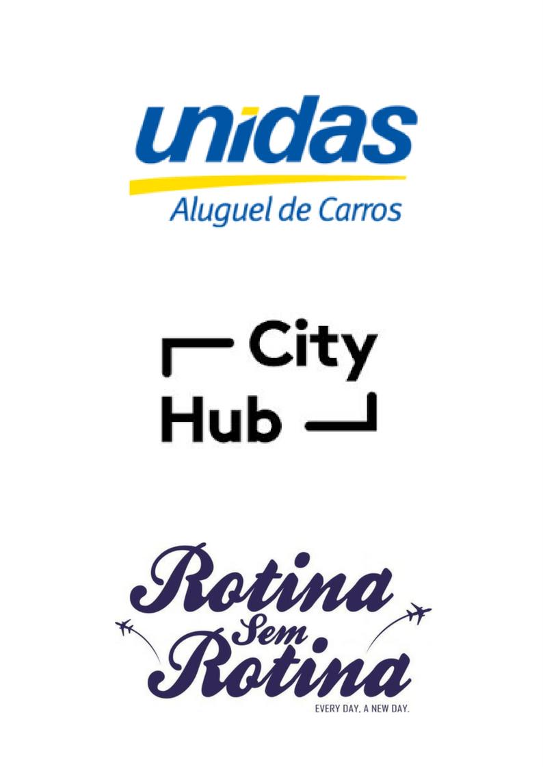 UNIDAS CITY HUB ROTINA SEM ROTINA