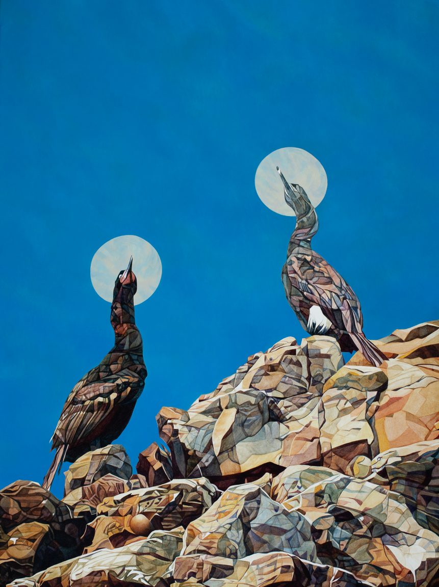 Communion (Cormorants)