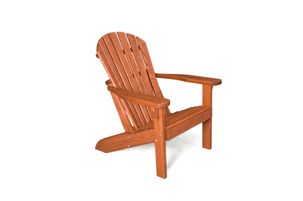 Chairs quality wood products for Adirondack chaise