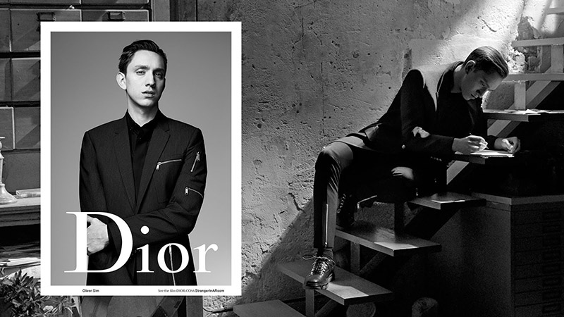 Dior Homme unveiled its Spring/Summer 2016 campaign, featuring featuring Victor Nylander, Alain-Fabien Delon, Oliver Sim and Rinus Van de Velde captured by the lens of Willy Vanderperre.