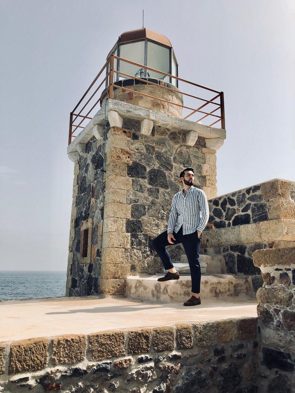 Shirt: Pepe Jeans / Pants: Antony Morato