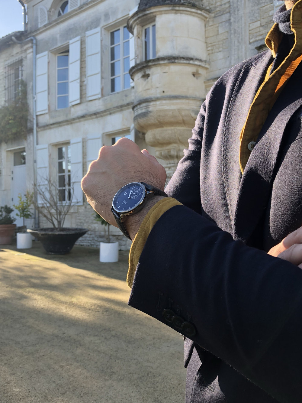 Watch: Rado DiaMaster Petite Seconde