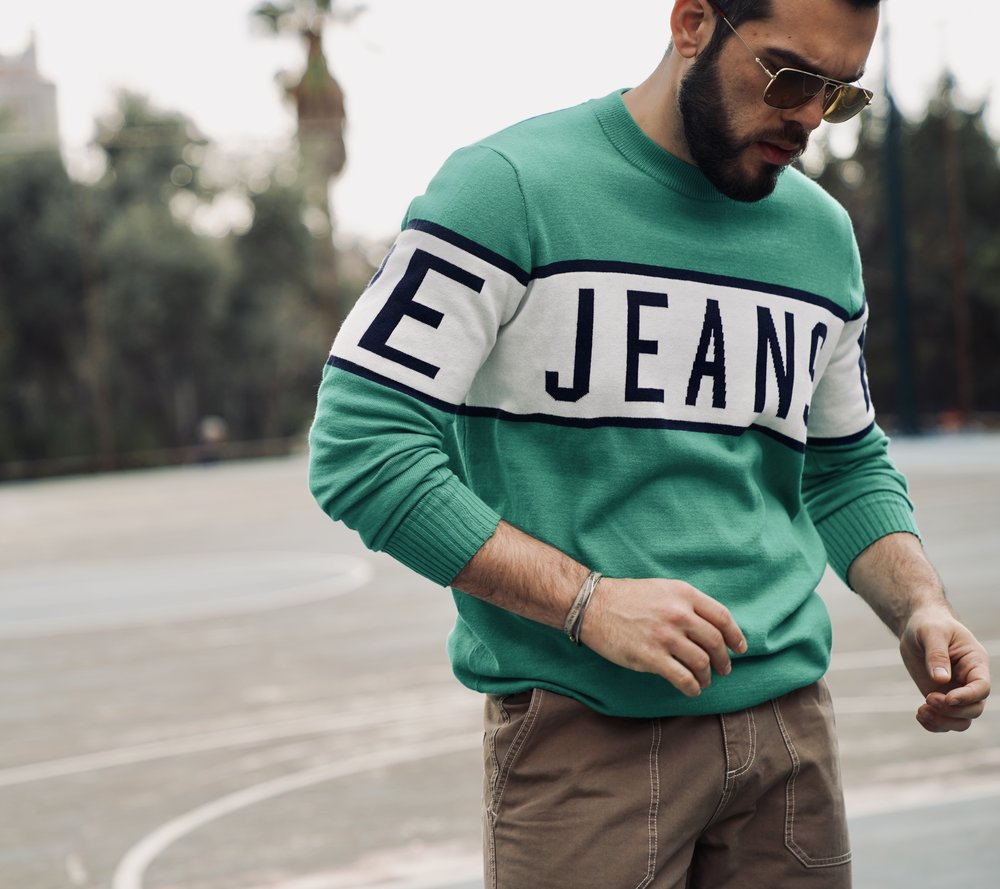 Total Outfit by: Pepe Jeans London