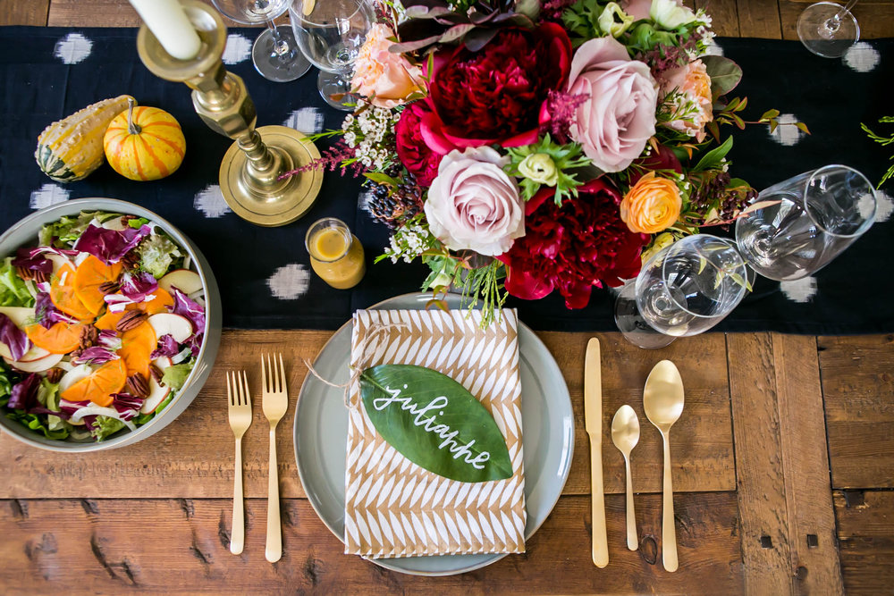 A Friendsgiving Feast with Mara Ferreira