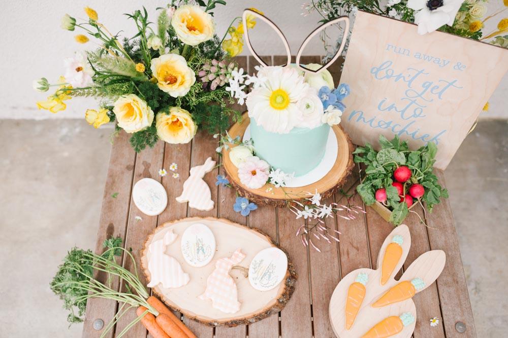 Peter Rabbit Inspired Easter Brunch